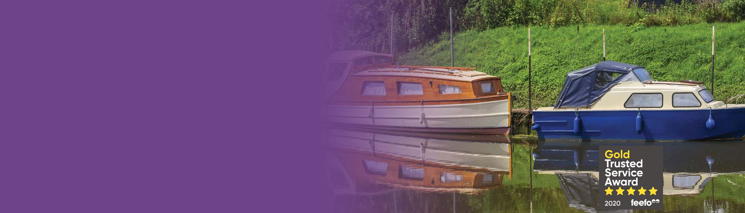 Inland waterways insurance banner