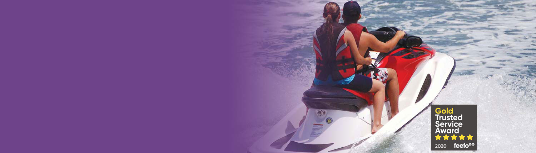 Jet Ski insurance banner
