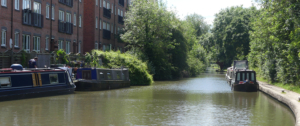 Boating Canal